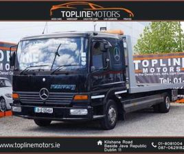 ==815 RECOVERY TILT AND SLIDE/SPEC AND SLEEPER CAB//