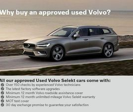 VOLVO V90 B4 AWD (DIESEL) CROSS COUNTRY AUTOMATIC