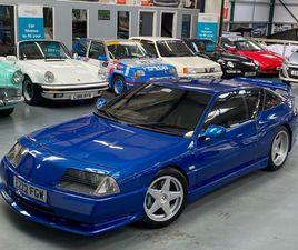 RENAULT GTA ALPINE V6 TURBO UNIQUE CAR 2DR