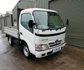 TOYOTA DYNA, 2012 FOR SALE IN MEATH FOR €UNDEFINED ON DONEDEAL
