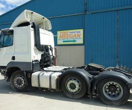 DAF CF 460 FTG.......6X2 MIDLIFT EURO 6 PARTS AND FOR SALE IN LOUTH FOR €UNDEFINED ON DONE