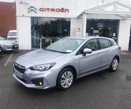 SUBARU IMPREZA CVT EYESIGHT FOR SALE IN CORK FOR €UNDEFINED ON DONEDEAL