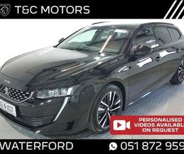 PEUGEOT 508 GT 2.0 SW AUTOMATIC FULL LEATHER HE FOR SALE IN WATERFORD FOR €41,995 ON DONED