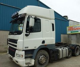 DAF CF85 85/460. MINILIFT AXLE TIPPING GEAR MAN FOR SALE IN LOUTH FOR €UNDEFINED ON DONEDE