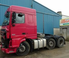 DAF XF FTG105.460 E4 HRS....MID LIFT AND STEER FOR SALE IN LOUTH FOR €UNDEFINED ON DONEDEA
