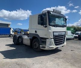 DAF , 2016 FOR SALE IN DUBLIN FOR €UNDEFINED ON DONEDEAL