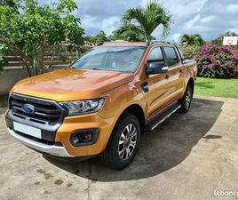 FORD RANGER WILDTRACK DOUBLE CABINE 0 KM