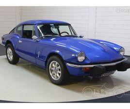 TRIUMPH GT6 MK3 | VALENCIA BLUE | BON ÉTAT | 1973
