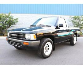 FOR SALE: 1990 TOYOTA HILUX IN CADILLAC, MICHIGAN