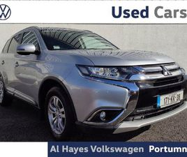 MITSUBISHI OUTLANDER COMMERCIAL 4WD 6MT N1 17MY 4 FOR SALE IN GALWAY FOR €17,500 ON DONEDE