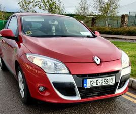MEGANE COUPE - 1.5 DIESEL FOR SALE IN CORK FOR €4,500 ON DONEDEAL