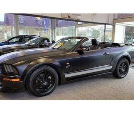FORD MUSTANG CABRIO 5.0 GT