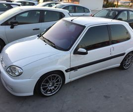 CITROEN SAXO VTS 16V 160HP.... '01 2001