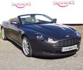 V12 VOLANTE 1 OWNER FROM NEW AUTO