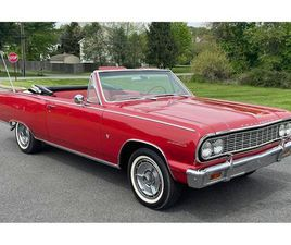 FOR SALE: 1964 CHEVROLET CHEVELLE IN WEST CHESTER, PENNSYLVANIA