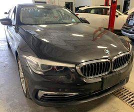 2017 BMW 5 SERIES LUXURY AWD CUIR TOIT GPS MAGS