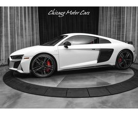 2020 AUDI R8 5.2 QUATTRO V10 PERFORMANCE COUPE HOT COLOR COMBO! ONLY 78 MILES!