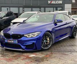 BMW M4 CS DKG S-HEFT/CERAMIC EINMALIGE GELEGENHEIT