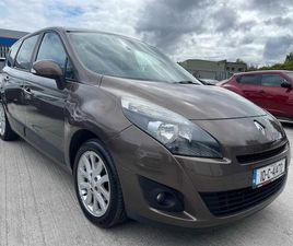 10 RENAULT GRAND SCENIC 1.5 DCI 106 BHP SCENIC EXP FOR SALE IN DUBLIN FOR €3,950 ON DONEDE