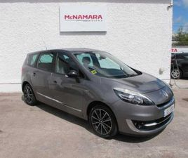 RENAULT GRAND SCENIC BOSE EDITION 7 SEAT HUGE SPEC FOR SALE IN CORK FOR €7,995 ON DONEDEAL
