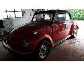 ② VW COX CABRIOLET 1302 LS - VOLKSWAGEN