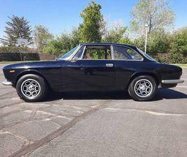 1969 ALFA ROMEO GIULIA GT JUNIOR 1300 STEPNOSE