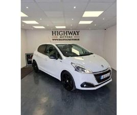 PEUGEOT 208 GT LINE 1.2L PURETECH 110 S S FOR SALE IN DUBLIN FOR €10,250 ON DONEDEAL