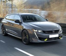 PEUGEOT 508 PSE SW ONLY 1 AVAILABLE FOR SALE IN DUBLIN FOR €70,710 ON DONEDEAL