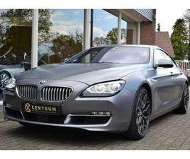 BMW 650I GRAN COUPÉ | INDIVIDUAL | B*O | VOL