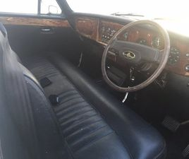 DAIMLER WEDDING CAR FOR SALE IN ROSCOMMON FOR €5,999 ON DONEDEAL