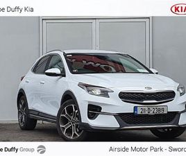 KIA XCEED 1.6 LITRE HYBRID FOR SALE IN DUBLIN FOR €29,900 ON DONEDEAL