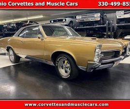 1967 PONTIAC GTO AMERICAN MUSCLE CAR