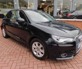 1.4 SPORTBACK 138BHP 3DR AUTOMATIC // FULL SERVICE HISTORY // ALLOYS // PADDLE SHIFT // AD