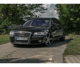 AUDI A8 LONG 4,2 BENZIN TAUSCH GEGEN BMW E64