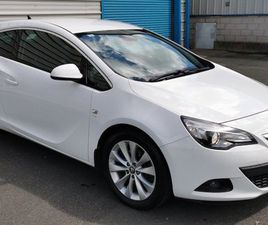 OPEL ASTRA GTC SRI 1.7D NEW CLUTCH AND FLYWHEEL FOR SALE IN WICKLOW FOR €7,750 ON DONEDEAL