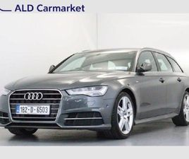 AUDI A6 2.0TDI 190 ULTRA S-TRONIC S LINE PARK ASS FOR SALE IN DUBLIN FOR €36,950 ON DONEDE