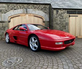 355 BERLINETTA *CARBON RACING SEATS* CAMBELTS REPLACED MAY 2021