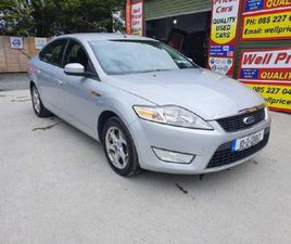 FORD MONDEO ZETEC 1.8TDCI 125PS 5 SPEED FOR SALE IN DUBLIN FOR €2,500 ON DONEDEAL