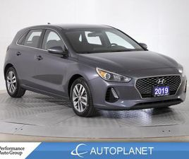 USED 2019 HYUNDAI ELANTRA GT PREFERRED, BACK UP CAM, HEATED SEATS,ANDROID AUTO!