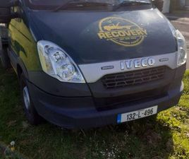 IVECO DAILY RECOVERY TRUCK FOR SALE IN CLARE FOR €11,500 ON DONEDEAL