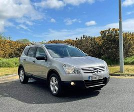 2009 NISSAN QASHQAI+2 7-SEATER PANORAMIC FOR SALE IN LOUTH FOR €3,650 ON DONEDEAL
