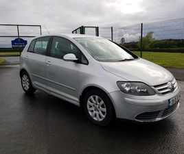 2008 VOLKSWAGEN GOLF PLUS TDI AUTO FOR SALE IN DONEGAL FOR €1,650 ON DONEDEAL