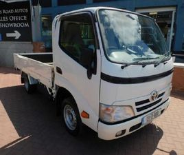TOYOTA DYNA 3.0 D4D LWB TWIN WHEEL PICK UP AUTOMA FOR SALE IN DUBLIN FOR €14,593 ON DONEDE