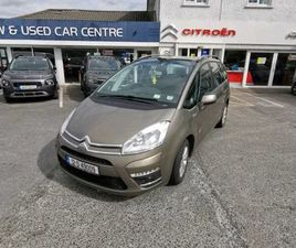 CITROEN C4 1.6 HDI 6 SPEED VTR FOR SALE IN CLARE FOR €6,500 ON DONEDEAL