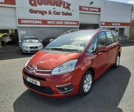 2011 CITREON C4 PICASSO FOR SALE IN SLIGO FOR €5,500 ON DONEDEAL