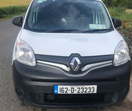 RENAULT KANGOO FOR SALE IN CORK FOR €7,000 ON DONEDEAL