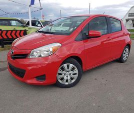 USED 2012 TOYOTA YARIS LE TOYOTA QUALITY! AUTOMATIC! AIR!