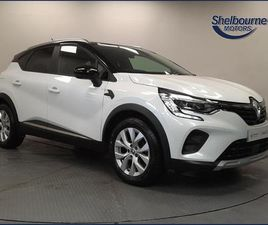 RENAULT ALL NEW CAPTUR ICONIC 1.3 TCE 130 STOP START
