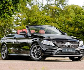 C200 AMG LINE EDITION 2DR 9G-TRONIC