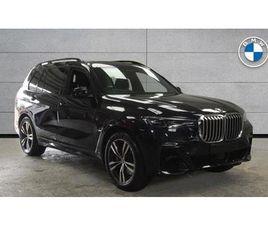 BMW X7 G07 X7 XDRIVE30D M SPORT N57 3.0D